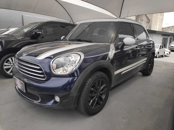 Mini Countryman 1.6 Chilli (aut) 2013 Zero De Entrada