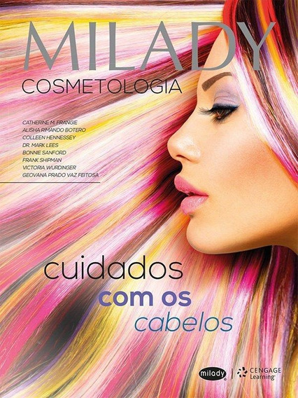 Milady Cosmetologia - Cuidados Com O Cabelo
