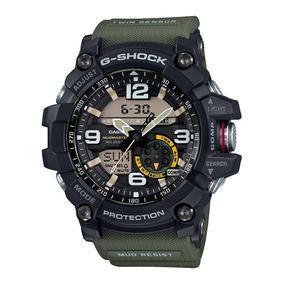 Relógio Casio G-shock Gg 1000-1a3 Mudmaster Militar Novo