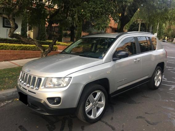 Jeep Compass Bajo Kilometraje