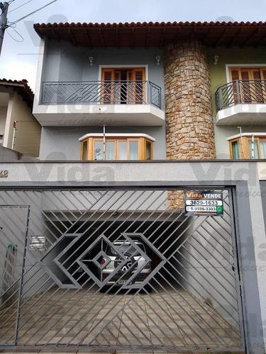 Casa Sobrado Para Venda, 3 Dormitório(s), 182.0m² - 36737