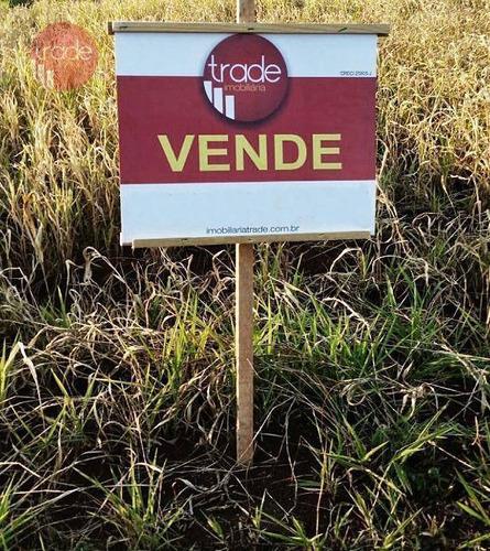 Terreno À Venda, 1500 M² Por R$ 800.000,00 - Jardim Anhangüera - Ribeirão Preto/sp - Te0883