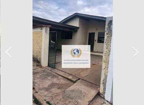 Casa Com 2 Dormitórios À Venda, 49 M² Por R$ 260.000,00 - Vila Costa E Silva - Campinas/sp - Ca1417
