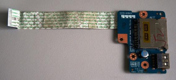Leitor De Cartão + Usb Dell Inspiron 14 P49g