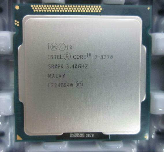 Processador Intel Core I7 3770 Lga 1155 3ª Geração