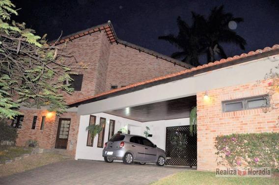 Casa De Alto Padrão - Parque Dos Princípes - Jardim Adalgisa - Ca1567