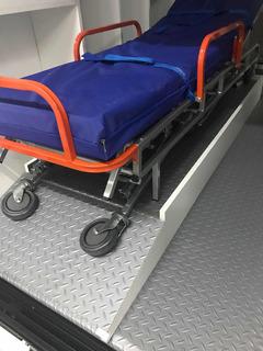 Rampa Para Camillas Ambulancia