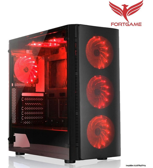 Pc Cpu Gamer Intel Core I3 3.6 9ª Ger 8gb 1tb Gtx 1660 6gb