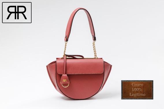 Bag Feminina Malu Couro Legítimo (pré Venda)