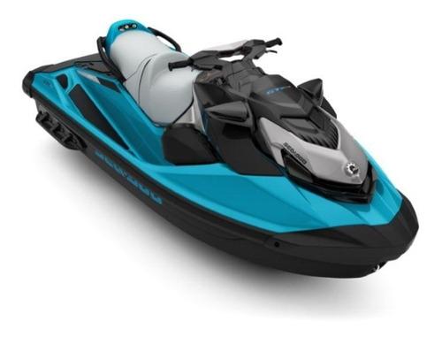 Moto De Agua Sea Doo Gti 130 Se Full