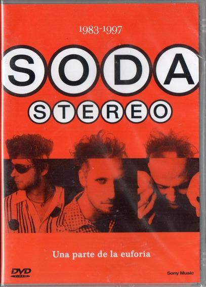 Soda Stereo - Una Parte De La Euforia ( Dvd ) Los Chiquibum