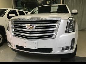 Cadillac Escalade 6.2 Platinum 4x4 Blindada Nivel 5