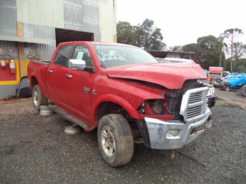 Sucata Peças Dodge Ram 2500 6.7 2012 Para Retirada De Peças