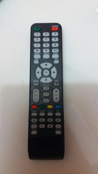 Controle Remoto Tv Led Cce 32/42/47/55/ Akb