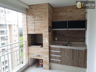 Helbor Home Club Itapety - Apartamento A Venda - 3 Suítes Mogi - V861