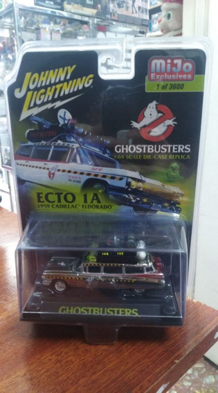 Jonny Lightning Ecto 1a Mijo Exclusives 1:64 1959 Cadillac