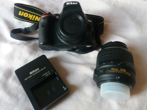 Máquina Fotográfica Nikon /d5100