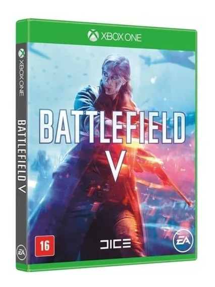 Battlefield V (midia Fisica Dublado Pt-br) - Xbox One (novo)