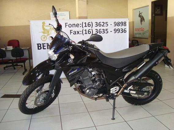 Yamaha Xt 660 R Preto 2015