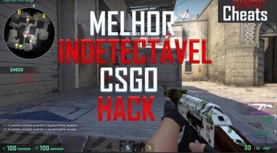 Hack Cs Go Wall, Aim, No Flash ... Atualizado 28/06