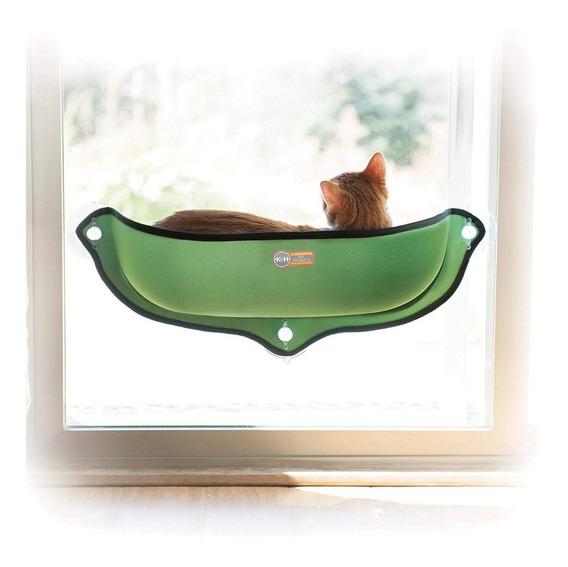 Cama Observatorio Para Gatos, Soporte Para Ventana De Vidrio