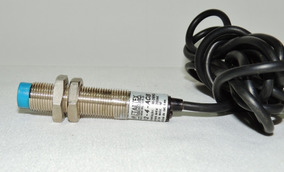 Sensor De Proximidade Indutivo 12 Mm 90-240vac Saída Nf