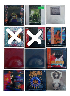 Laserdisc Video Musica 100 Titulos. Exelente Coll.