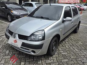 Renault Clio Cool Mt 1.2 2008 Fgk140