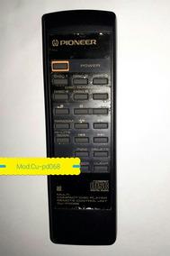 Controle Remoto Pioneer Cd Multi-play Mod:cu-pd068 Original