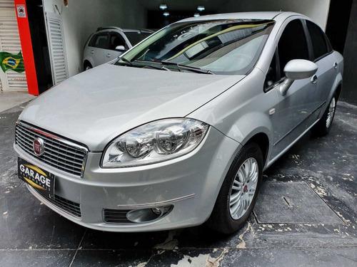 Fiat Linea Lx 1.9 2010 Prata