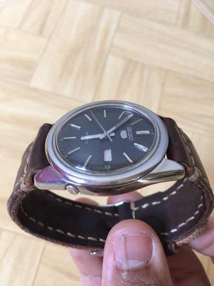 Relógio Seiko Original Antigo Funcionando Perfeitamente.