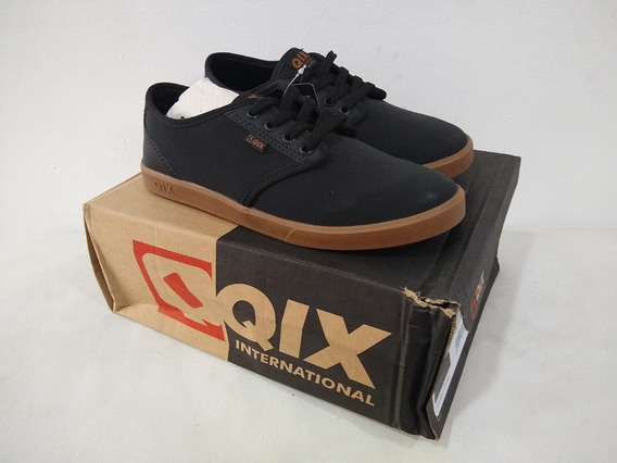 Tênis Masculino Qix Novo Nb New Base Skate Original