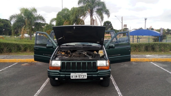 Jeep Grand Cherokee 5.9 Limited Lx 5p