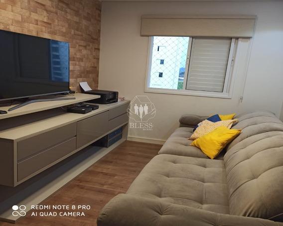 Talmente Mobiliado. Apartamento Para Aluguel 3 Suítes No Atmosphera - Jundiaí - Sp O Apartamento No Bairro Jardim Ermida I Tem 3 Suites E 4 Banheir - Ap02886 - 34833091