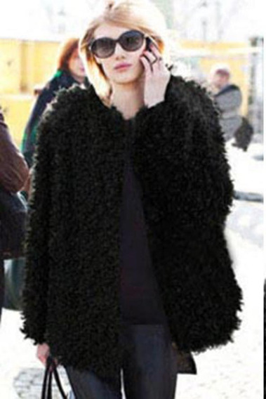 Suku Moda Japonesa Abrigo De Osos Felpa Super Calientito