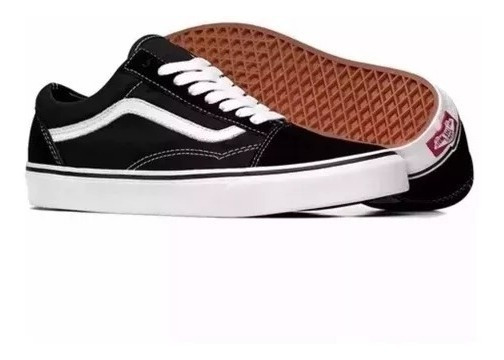 Tênis Vans Old Skool Unissex Top Dos Tops Envio Ja* 60 %off