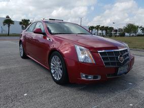 Cadillac Cts B Premium Piel At 2011