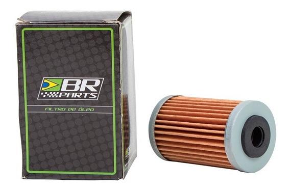 Filtro De Óleo Br Parts Kxf 250 04/17 + Kxf 450 16/17