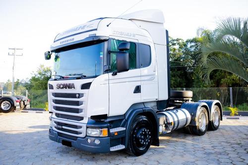Imagem 1 de 13 de Scania R440 6x4 2018 = Fh 6x4
