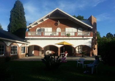 Vendo Imponente Casa Quinta Lote De 5400 Mt2 Spegazzini