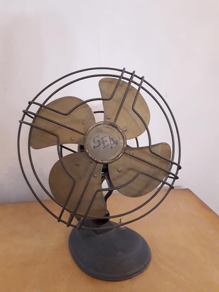Antiguo Ventilador Sea
