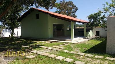 Casa Com 2 Dormitórios À Venda, 90 M² Por R$ 250.000 - Umuarama Parque Itanhaém - Itanhaém/sp - Ca3502