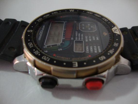 Relógio Citizen Wind D060