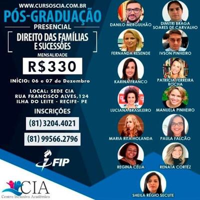 Pós Graduação Em Direito, Valor Promocional Até 31/10/2019