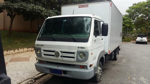 Volkswagen Vw 8150e Delivery 2008