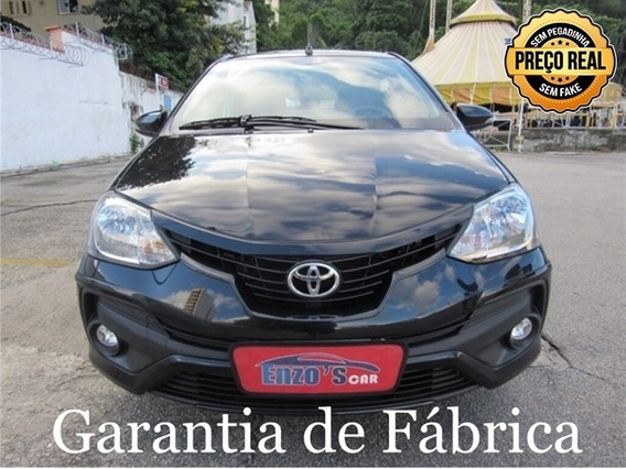 Toyota Etios 1.5 Platinum 16v Flex 4p Automático