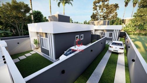 Imagem 1 de 5 de Casa À Venda, 65 M² Por R$ 270.000,00 - Village Rio Das Ostras - Rio Das Ostras/rj - Ca2213