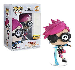 Pop! Funko Overwatch Tracer (punk Skin)
