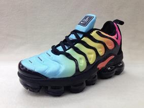 Zapatos Vapor Max Plus Para Damas Y Caballeros