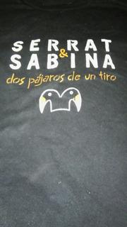 Remera Serrat Sabina